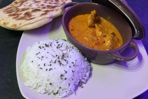 Butter Chicken Thermomix par Freemouse