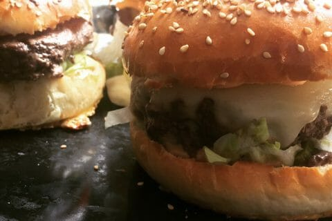 Pains hamburger au Thermomix