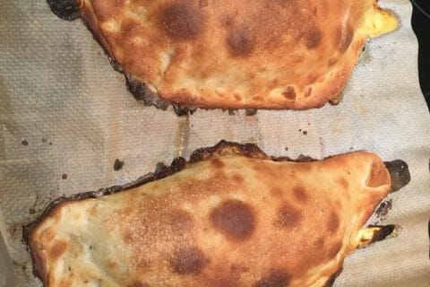 Calzone Thermomix par djouly