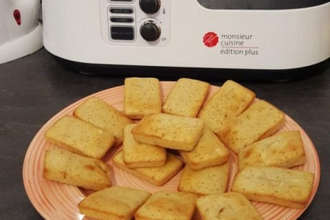 Financiers Thermomix par Saian