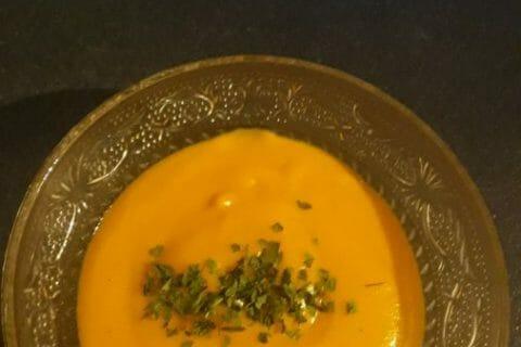 Crème de carottes Thermomix par Rivka