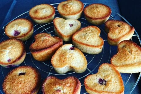 Financiers Thermomix par @.Cj