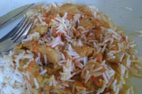 Sauté de porc au curry Thermomix par Lokine