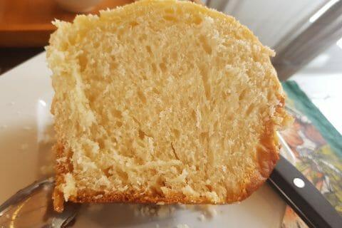 Brioche sans beurre, sans oeufs au Thermomix