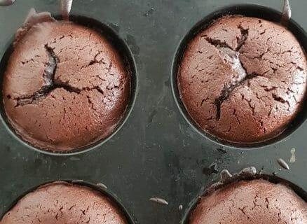 Moelleux au chocolat cœur fondant au Thermomix