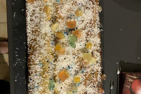 Cake de Noël au Thermomix