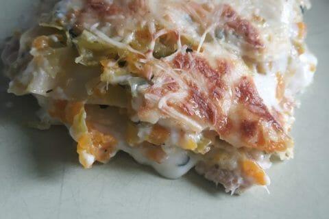 Lasagnes de légumes Thermomix par anodine