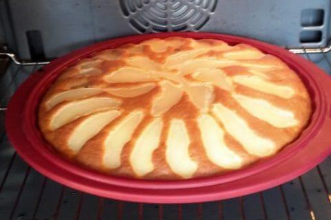 Gâteau des femmes pressées poires et chocolat Thermomix par Suzann