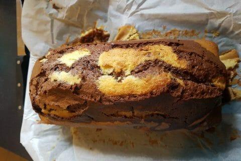 Marbré au chocolat Thermomix par Lolonea3