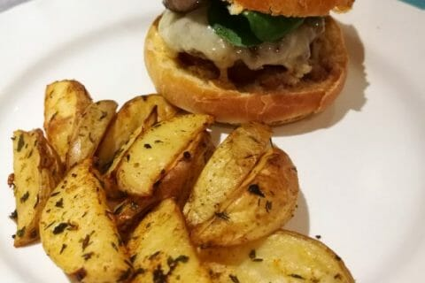 Buns burger Thermomix par hourra1978