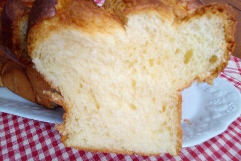 Brioche du boulanger au Thermomix