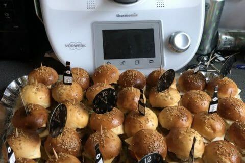 Mini burgers Thermomix par rima41000@hotmail.fr