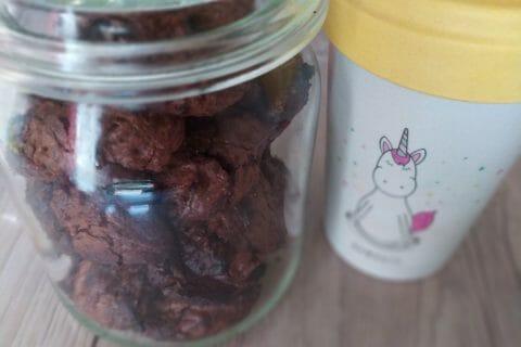 Cookies brownies au Thermomix