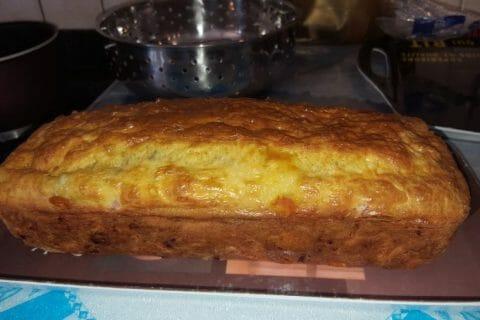 Cake salé jambon fromage et olives Thermomix par Patkite89