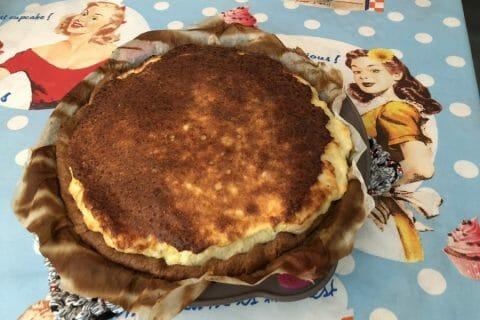Tarte au fromage Thermomix par Leafar