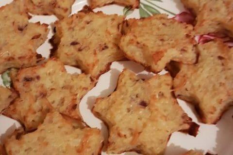 Galettes de pommes de terre au four Thermomix par Ce-line25