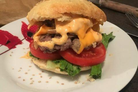 Pains hamburger Thermomix par Vyvika