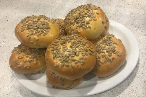 Petits pains farcis au boeuf Thermomix par Marifati