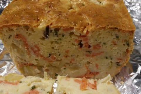 Cake au saumon Thermomix par Delph 69