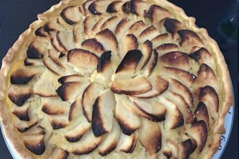 Tarte normande aux pommes Thermomix par Orely77