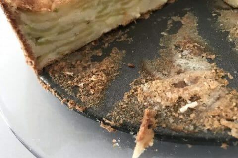 Gâteau invisible aux courgettes Thermomix par Orely77