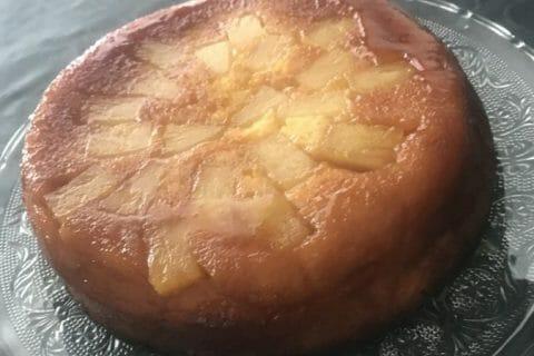 Gâteau renversé à l'ananas Thermomix par Chips