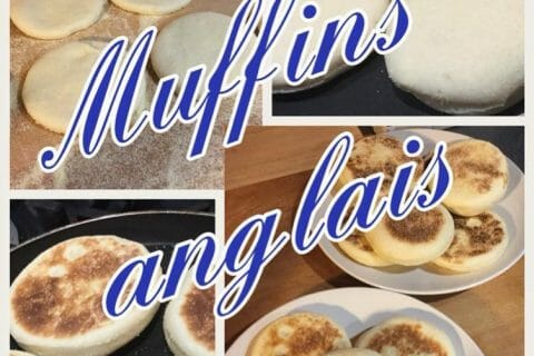 Muffins anglais Thermomix par Lisou5457