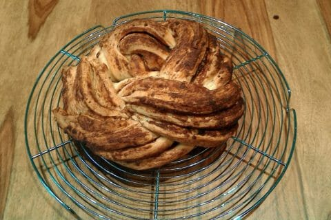 Kringle estonien Thermomix par christine1969
