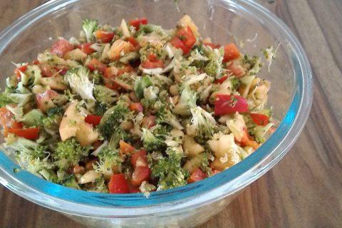 Salade de brocolis Thermomix par christine1969