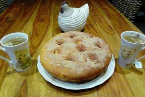 Zimmetkuche – gâteau à la cannelle Alsacien Thermomix par christine1969