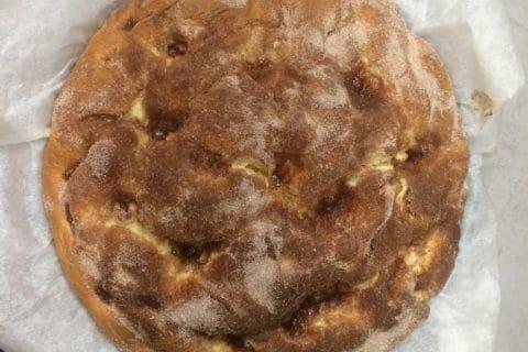 Zimmetkuche – gâteau à la cannelle Alsacien Thermomix par Samsuffit