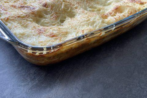 Lasagnes de légumes au Thermomix