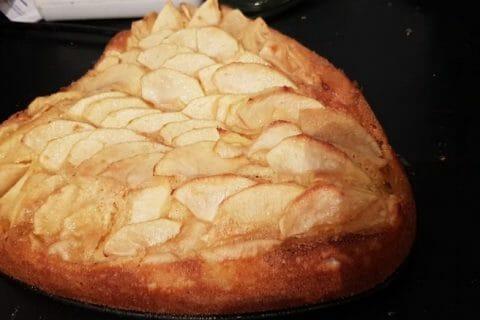 Gâteau aux pommes et mascarpone Thermomix par Doudoune57