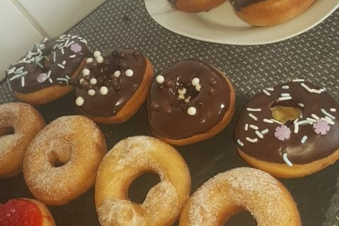 Donuts au Thermomix