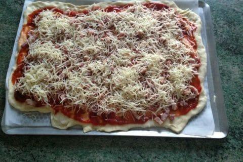 Pâte à pizza Thermomix par jualcl