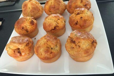Muffins au chorizo Thermomix par Chappie74