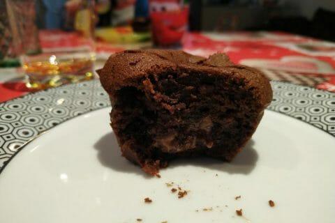 Moelleux au chocolat cœur fondant Thermomix par Elobobsam