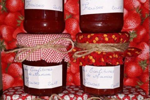 Confiture de fraises Thermomix par Fred31360