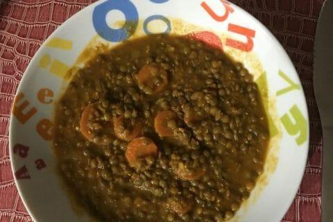 Soupe de lentilles – 3dess Thermomix par raida