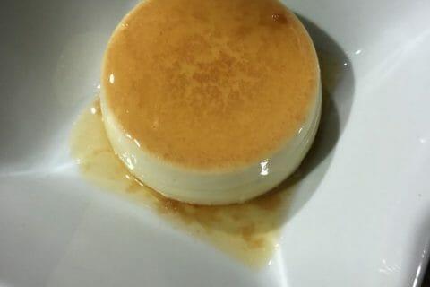 Crème renversée au caramel Thermomix par samira57000