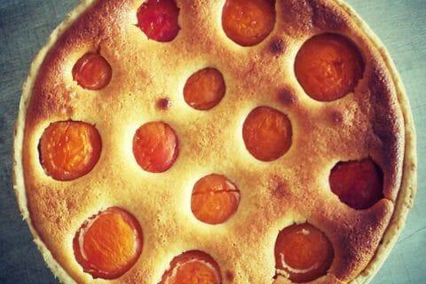 Tarte amandine aux abricots Thermomix par Lea.2202