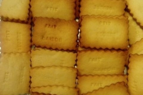 Petits beurre maison Thermomix par chaleoluc