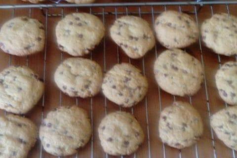 Cookies américains Thermomix par chaleoluc