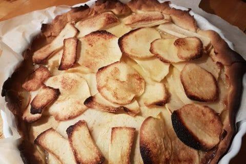 Tarte aux pommes alsacienne Thermomix par cordo1983