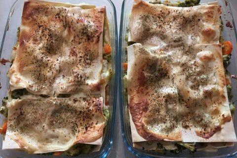 Lasagnes de légumes Thermomix par Haindash