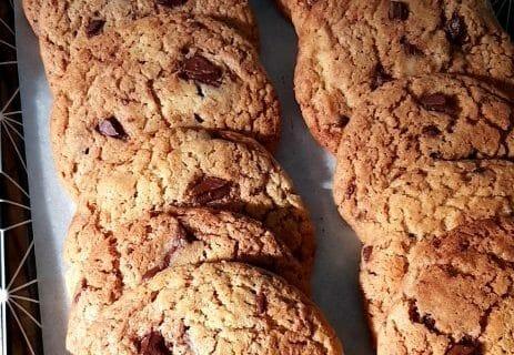 Cookies américains Thermomix par Gaelh