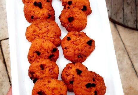 Cookies au chorizo Thermomix par Gaelh