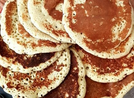 Blinis Thermomix par Gaelh