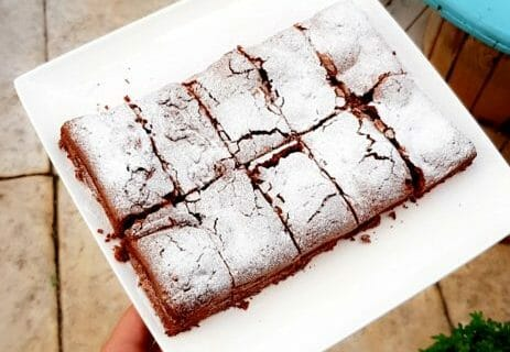 Brownies Thermomix par Gaelh