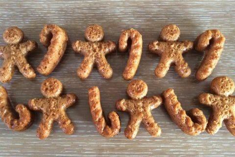 Petits pains d'épices de Noël au chocolat Thermomix par Martine NO